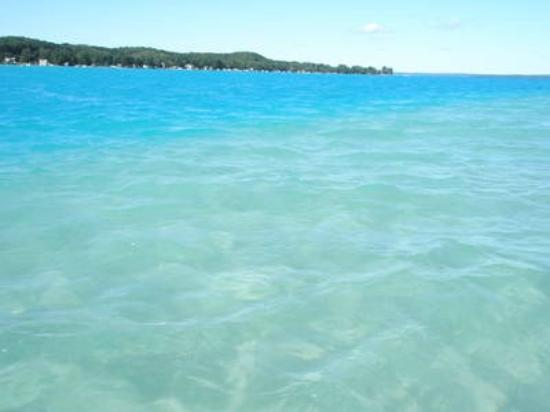 Rapid City, MI: Beautiful Torch Lake