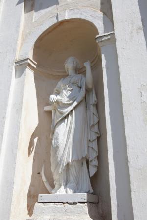 Rapina, Estland: Церковь Святого Михаила