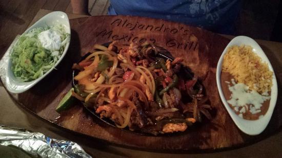 Alejandro's Mexican Grill