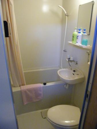Biei Potato no Oka : Bathroom