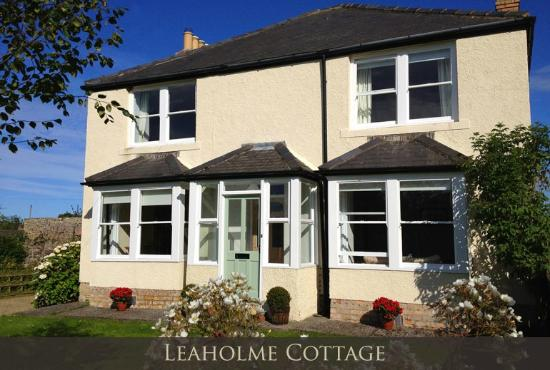 Leaholme Cottage Newton by the Sea Northumberland Picture of
