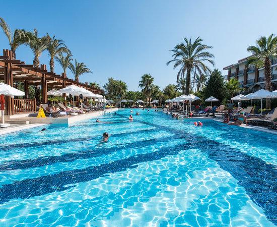Review Of Belek Beach Resort Hotel