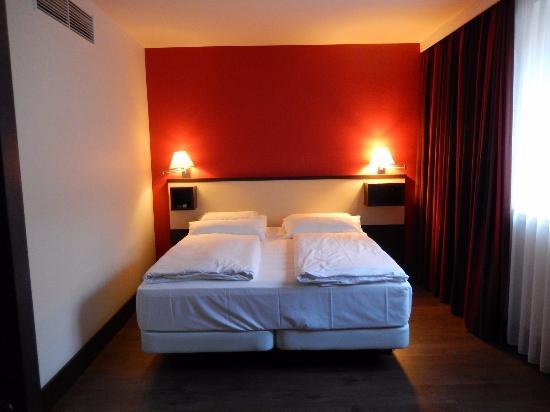 Das Schlafzimmer - Bild von NH Wien City, Wien - TripAdvisor
