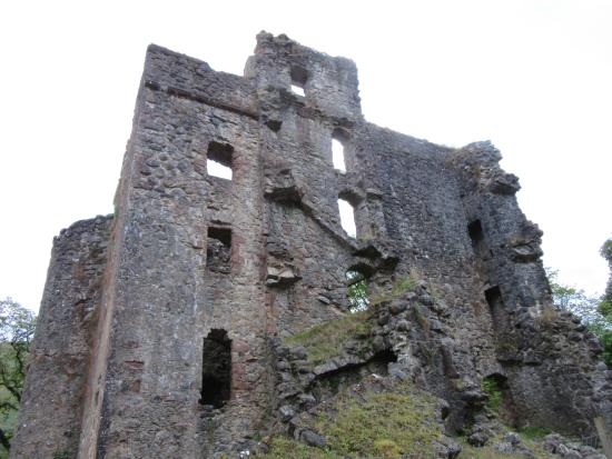 Invergarry Castle Ruins Picture Of Glengarry Castle