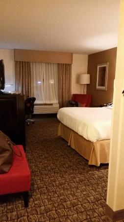 Holiday Inn Express Hotel & Suites Columbia East - Elkridge: Second floor king room.