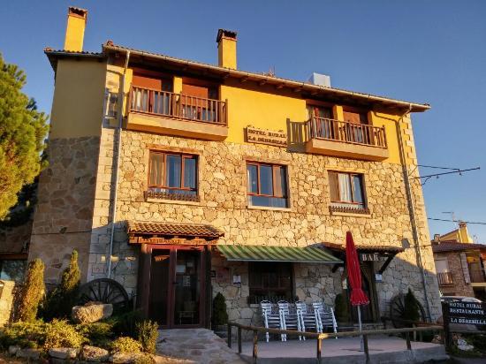 Hotel Rural La Dehesilla: Exterior