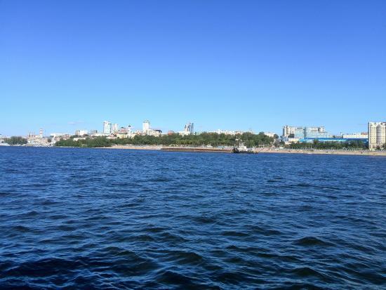 Ferry Samara - Proran - Rozhdestveno