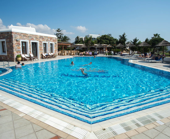 Review Of Naxos Resort Beach Hotel