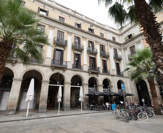 Roma reial hotel barcellona spagna prezzi 2018 e for Ostelli barcellona centro economici