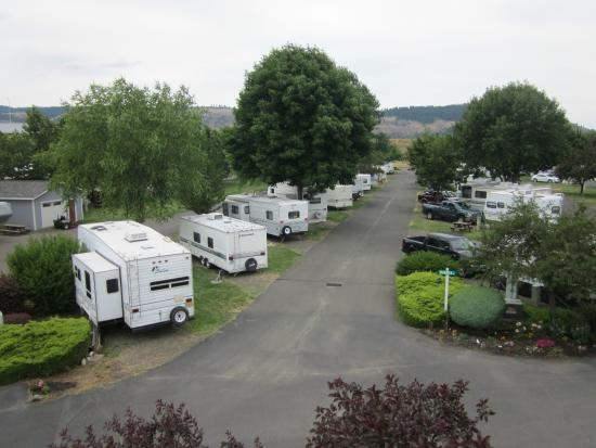 full hookup rv sites oregon