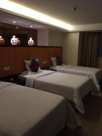 Zhengzhou Yuehai Hotel: photo0.jpg