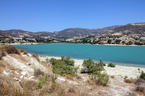 Gra Lygia, Yunani: braminia looking east