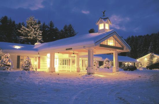 Golden Eagle Resort: Welcome!