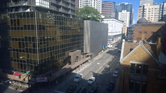 view on state street side picture of embassy suites by hilton rh tripadvisor com