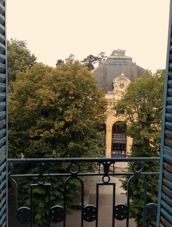 Mona Lisa Néris : Beautiful view from our room