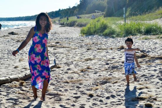 Whitefish Dunes State Park: The Singing Sand