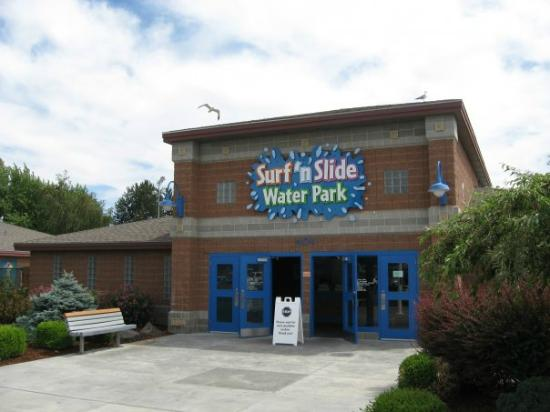 ‪Surf 'n Slide Water Park‬