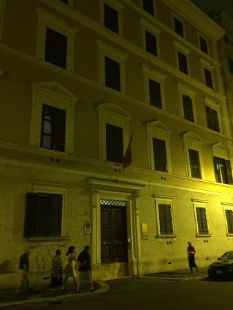Residenza Praetoria : Fachada do Hotel