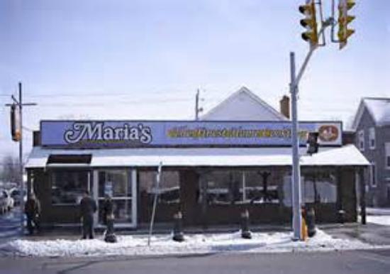 Maria S Restaurant Amherstburg Ontario