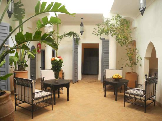 Riad Linda Courtyard