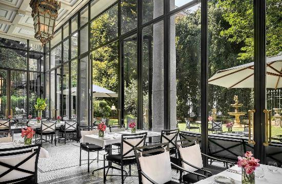 Giardino D Inverno Ristorante Milano : Sala dei giardini foto di palazzo parigi hotel grand