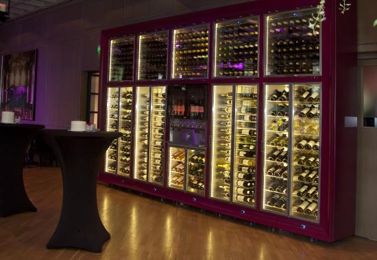 Diplomat: Our Wine Cave