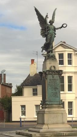Museum of Shops: Eastbourne Statue