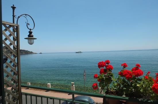 B&B Miramare: View from our room