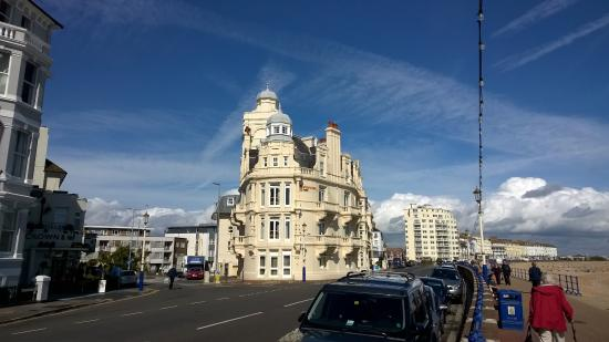 Eastbourne Winter Garden theater - Picture of Museum of Shops ...