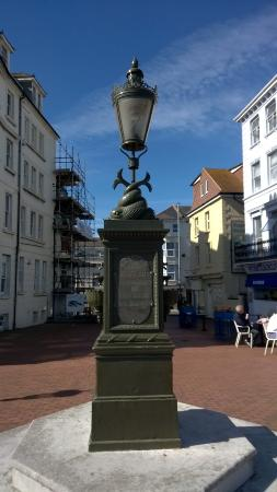 Museum Of S Eastbourne Statue