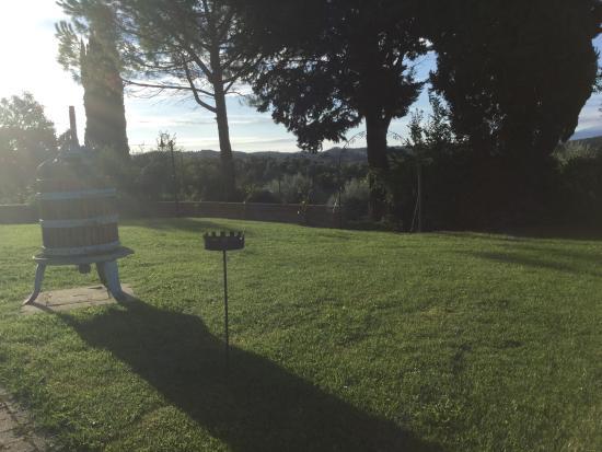 Piccolo Hotel San Valentino: Photo du jardin de l'hotel