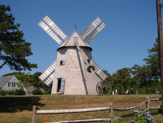 Chatham's Godfrey Windmill