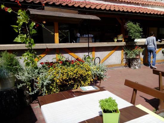 Konventa Terrace: терраса