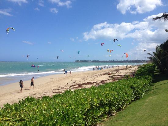 Cabarete, Dominikanska Republiken: beach