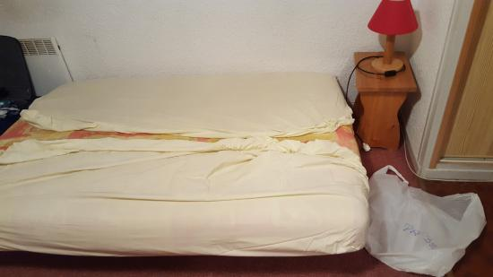 sofa bed and the plastic bag they deliver the sheets picture of rh tripadvisor com