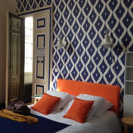 Beaumont de Lomagne, Francia: notre chambre