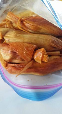 Cleveland, Nuevo Mexico: HOT HOT Tamales