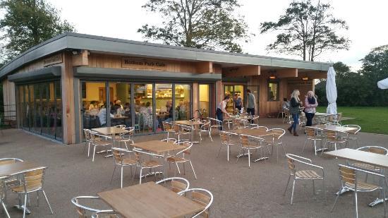 Hotham Park Cafe