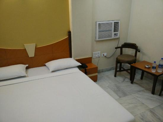 Pride Hotel: This is one of the standard AC rooms.