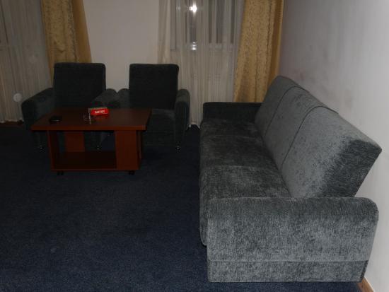 Chambarak, Armenia: Hotelkamer