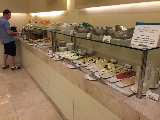 Breakfast continental picture of cosmopolitan hotel for Tripadvisor dubai hotels