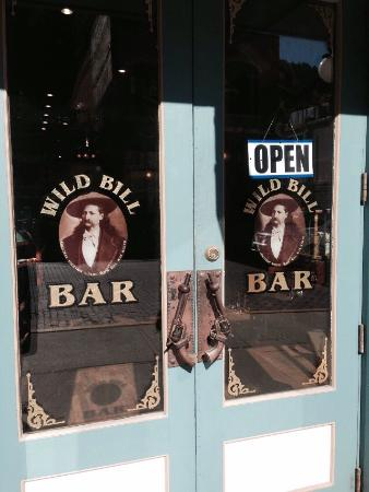 Wild Bill's Trading Post on Main St.