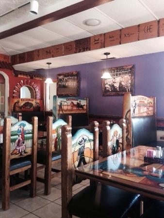 Escaramuza mexican restaurant
