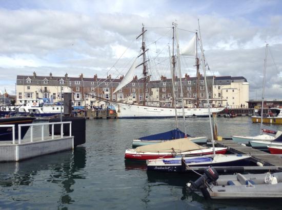 Weymouth, UK: Waterfront