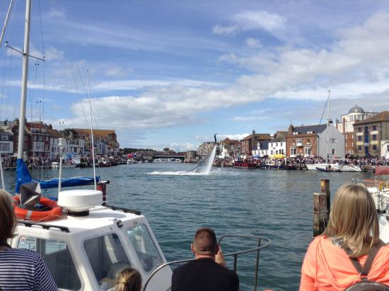 Weymouth, UK: waterfront attraction