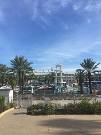Universal's Cabana Bay Beach Resort Photo