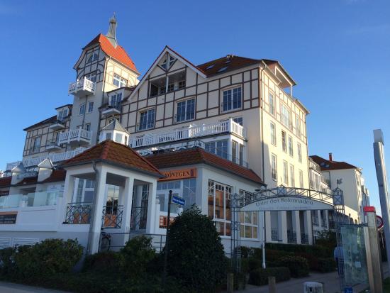 Café Röntgen im Haus Meeresblick Bild von Classic