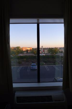 SpringHill Suites Sacramento Roseville: view from room