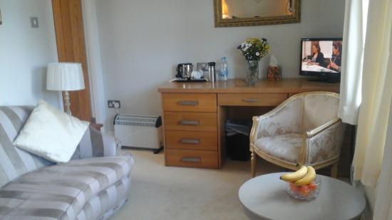 CaldersCroft: sitting area