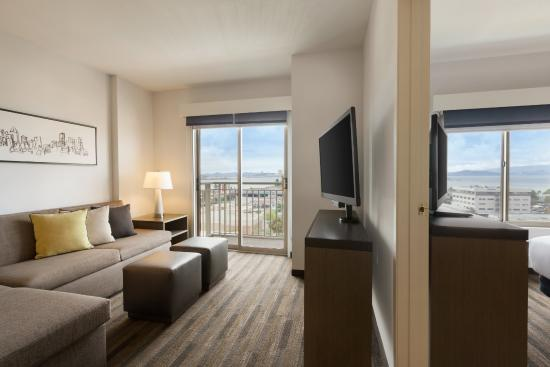 king bed suite picture of hyatt house emeryville san francisco rh tripadvisor com